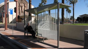 Phoenix Bus Shelter