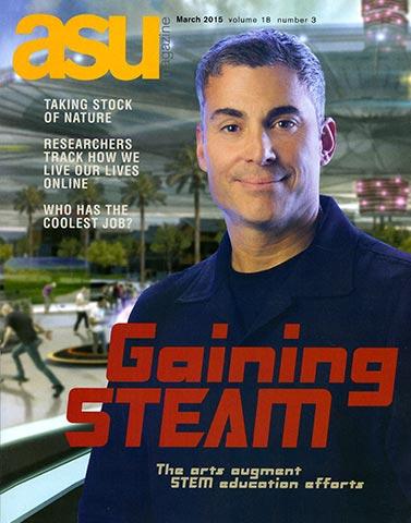 ASU Magazine