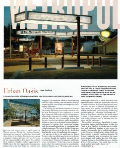 Metropolis - August/September 2005
