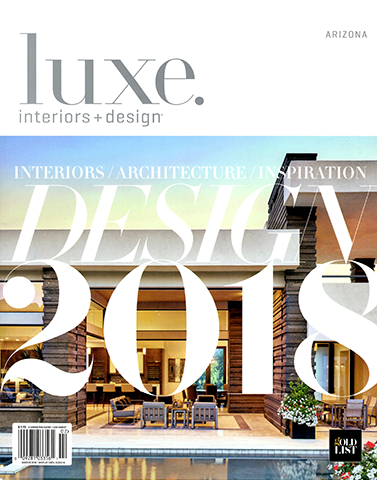 Luxe Magazine - Jan/Feb 2018