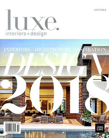 Luxe Magazine - Jan/Feb 2018