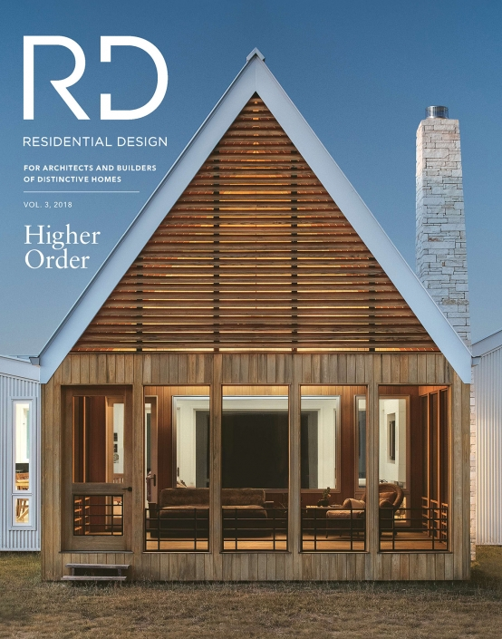 RD Residential Design Vol. 3, 2018