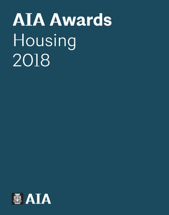 AIA Awards Housing 2018